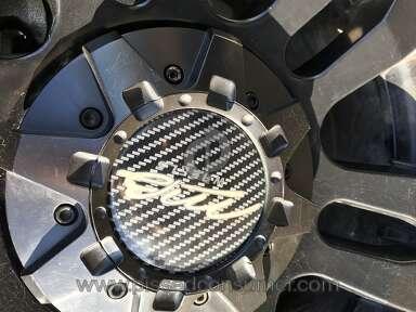 Belle Tire - Loss of center cap