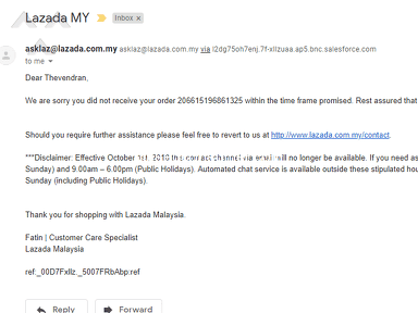 resolved lazada malaysia lazmall microsoft shop gone with my