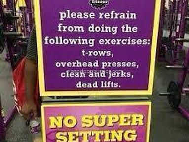 clothing rules at planet fitness