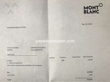 Montblanc Jewelry and Accessories review 357976
