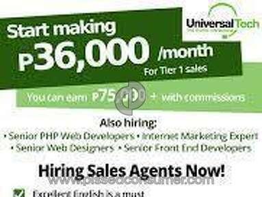 Explore Talent - Agent Review from Cebu, Cebu