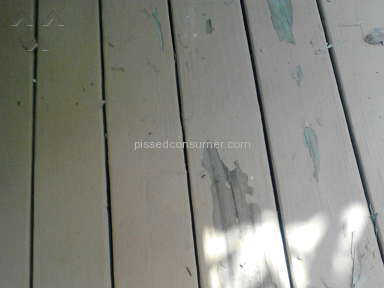 Behr Deckover Deck Paint review 167822