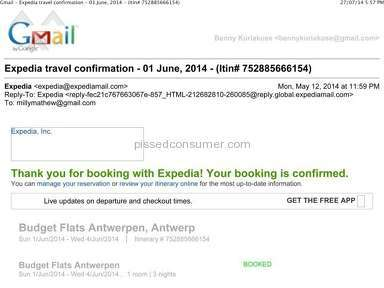 Expedia Account review 64445