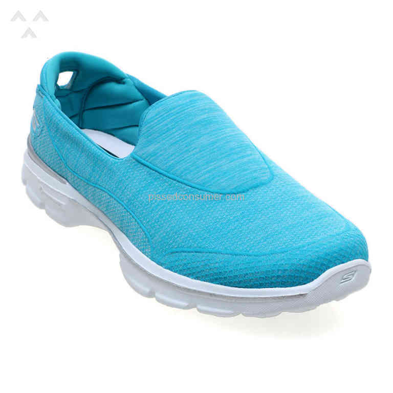 1ea02bbdd3f0 Skechers - Sketchers Go Walk caused me to fall and my elderly mom to stumble