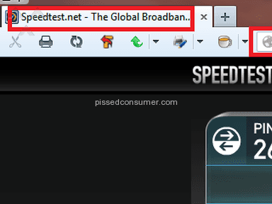 BS Speed Tests for Verizon FIOS Internet