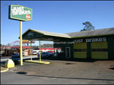 Just Brakes Service Centers and Repairs review 4835