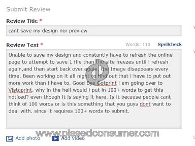 GotPrint Website review 131387