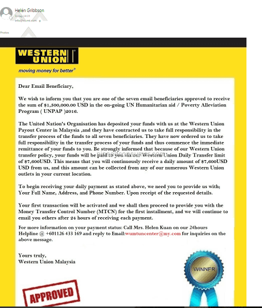 western union a summary of its The western union company (western union), incorporated on february 17, 2006, is a provider of money movement and payment services the company operates through three segments: consumer-to.