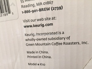 Keurig Appliances and Electronics review 81491