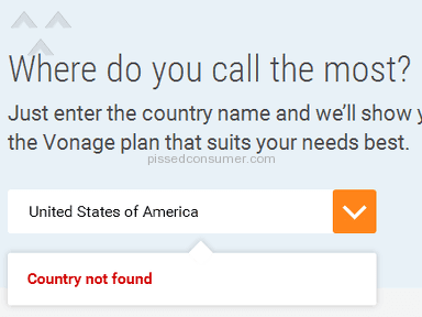 "Vonage - Customer Service Agent ""Roland A."" Unable To Solve Problem..."