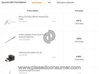 Gearbest - Excellent price