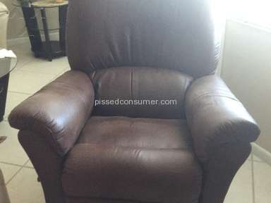 Lazboy Recliner review 122711