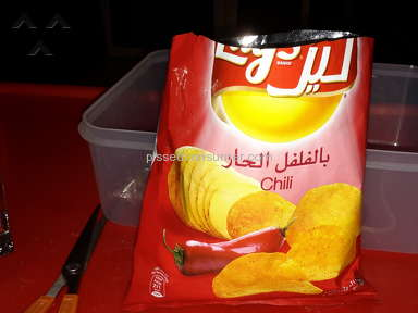 Lays - Complaint about Lay's chilli chips