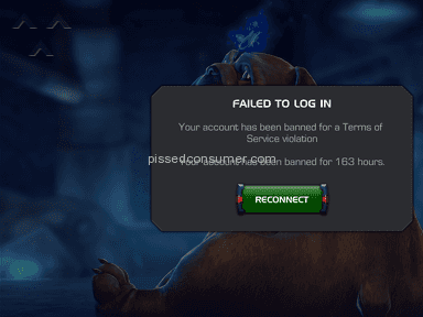 Kabam - Please unlock my account