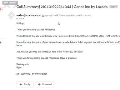 Lazada Philippines - Lazada has the worst customer care