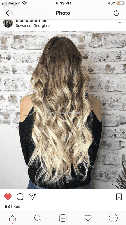 55 Glam Seamless Hair Extension Complaints And Reports Pissed Consumer