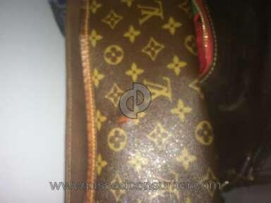 Louis Vuitton - Poorly made handbags