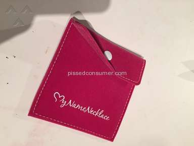 Mynamenecklace Bracelet review 54035