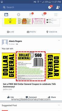 Dollar General Corporation Deal