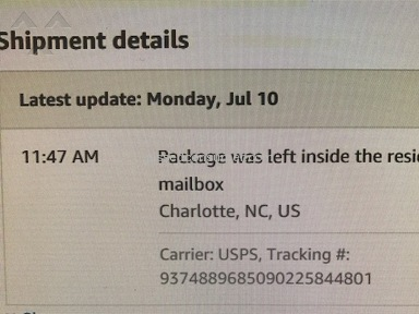 Amazon Usps Delivery Service review 223658