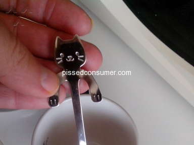DressLily Coffee Spoon review 291802