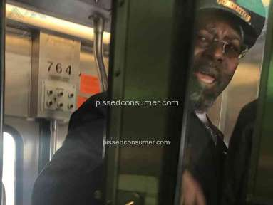 METRA HIRES INAPPROPRIATE SUPERVISOR CONDUCTOR