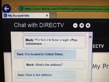 Directv - Direct TV Scam