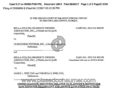 Bella Collina Real Estate review 249832