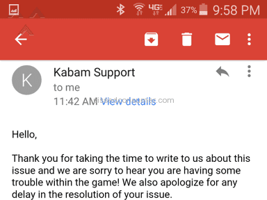Kabam Entertainment review 63253