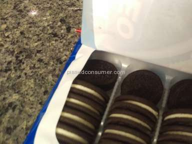 Nabisco Oreo Double Stuf Cookies review 156080