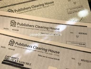 Publishers Clearing House - Love PCH! I have won some smaller prizes