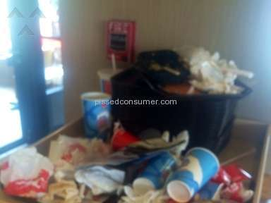 Wendys - Sanitary Conditions Review from Melrose Park, Illinois