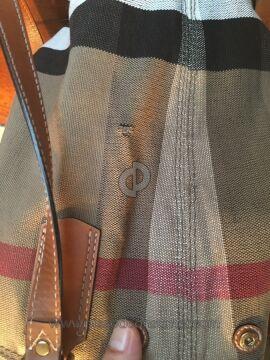 Burberry Medium Maidstone  Handbag