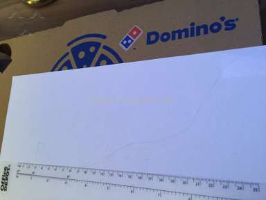 Dominos Pizza Pizza review 133641