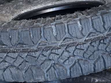 Palm Beach Tire Pros And Auto Repair - Dealer double dipping Goodyear