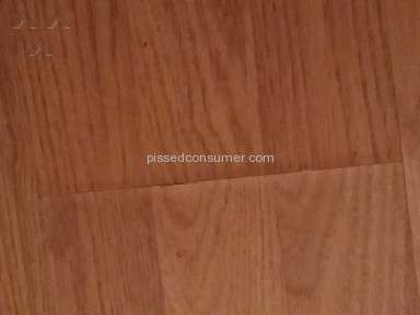 Empire Today Laminate Flooring review 132917