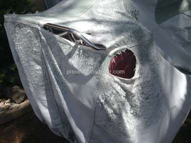 Seal Skin Covers - Terrible motorcycle cover