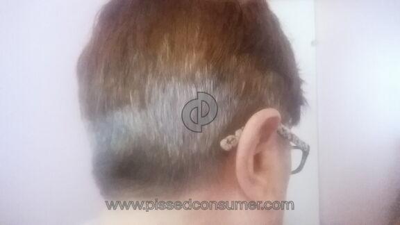 Supercuts Haircut