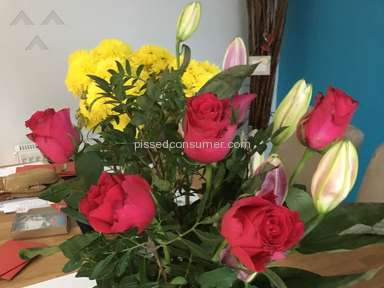 Prestige Flowers Roses Flowers review 253608
