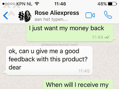 Aliexpress Hair Extension review 194276