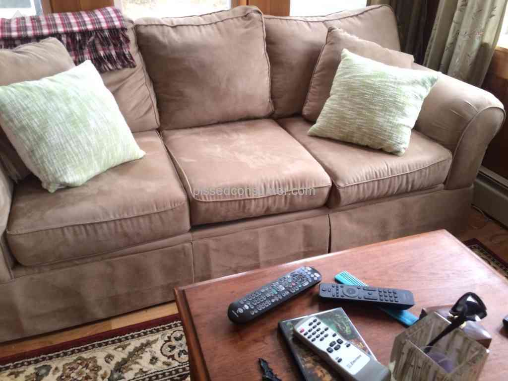 Klaussner Sofa Review From Watertown Massachusetts