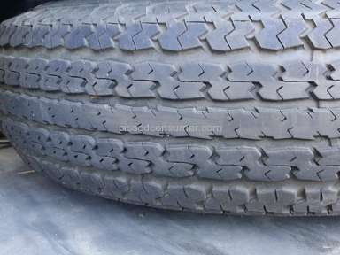 Heartland Rvs - Defective tires no help