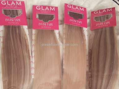 Glam Seamless Hair Extension review 271804