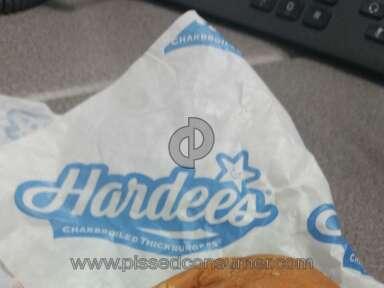 Hardees Roast Beef Sandwich review 388456