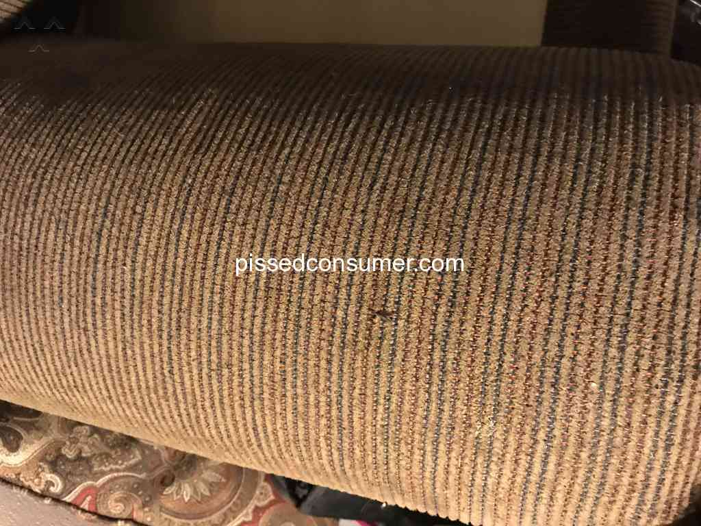Craftmaster Furniture   Poor Quality High Price
