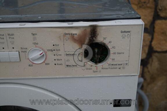 Bosch Wf12440Gb Washing Machine