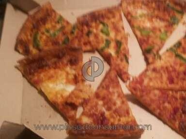 Pizza Hut - Sauce Review from Mesa, Arizona