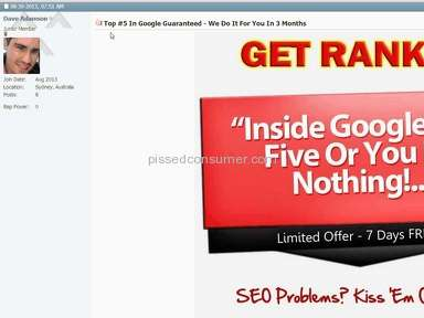 SEO Juice Search Engine Optimisation Telecommunications review 30417