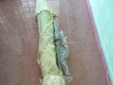 Lazada Malaysia Umbrella review 138651