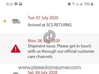 LBC Express Courier Delivery Service review 673771